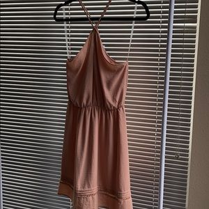 NWT Lush - blush dress
